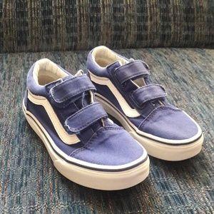 VANS shoes (L.A Dodgers edition)